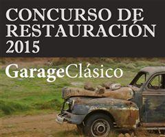 Más información de Concurso de Restauración 2015