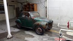 CASCARON DE FIAT 500 MODELO 1950 INFORMES AL 8448805259
