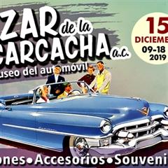 Más información de Bazar de la Carcacha - Museo del Automóvil - Diciembre 2019
