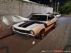 Día Nacional del Auto Antiguo Monterrey 2020 - Ford Maverick 1975