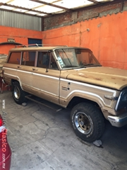 1981 Jeep WAGOONER Vagoneta