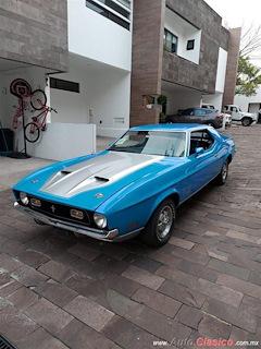 Ford Mustang Hardtop 1972