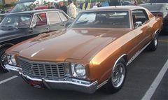 Biseles Chevrolet Montecarlo
