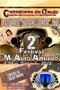 Segundo Festival Mi Auto Antiguo