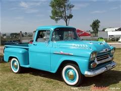 10a Expoautos Mexicaltzingo - 1958 Chevrolet Apache Pickup