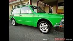 Día Nacional del Auto Antiguo Monterrey 2019 - Volkswagen Brasilia 1976