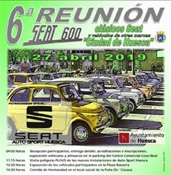 Más información de 6a Reunión Seat 600 y Clásicos Seat
