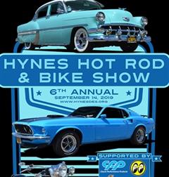 Más información de 6th Annual Hynes DES Hot Rod & Bike Show