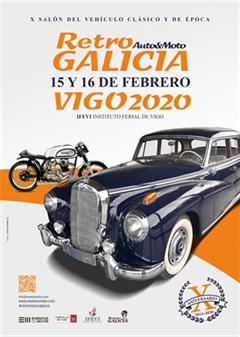 X Retro Galicia