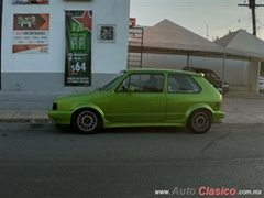 Día Nacional del Auto Antiguo Monterrey 2020 - Volkswagen Caribe 1986