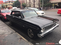 Día Nacional del Auto Antiguo Monterrey 2020 - Ford Falcón 1964