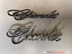 CHEVROLET CHEVELLE , IMAPALA ,1970 A 1976 LETRAS ORIGINALES