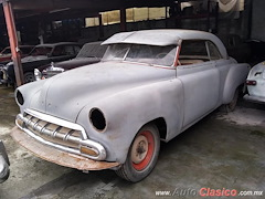 Chevrolet Bel Air Coupe 1952