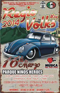 Regio Volks Monterrey 2014