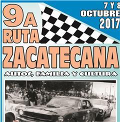 Más información de Novena Ruta Zacatecana
