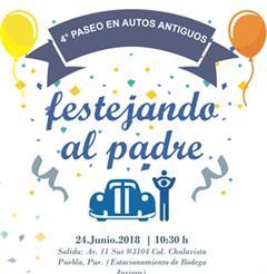 Más información de 4o Paseo en autos antiguos, festejando al padre