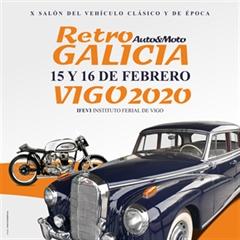 Más información de X Retro Galicia
