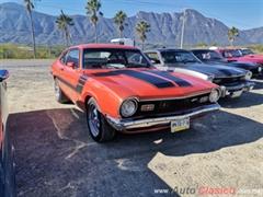 Día Nacional del Auto Antiguo Monterrey 2020 - Ford Maverick 1972