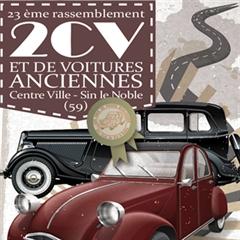 Más información de 23ª Exposición de 2CV y colecciones antiguas.