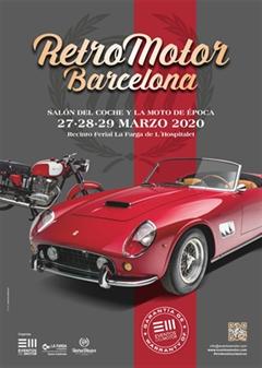 Más información de Retromotor Barcelona 2020