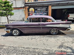 1957 Chevrolet BEL AIR 210 Coupe