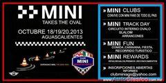 Más información de Mini Takes The Oval - Aguascalientes
