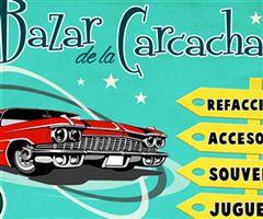 Más información de Bazar de la Carcacha - Museo del Automóvil