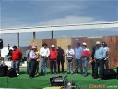 10a Expoautos Mexicaltzingo - Entrega de Reconocimientos