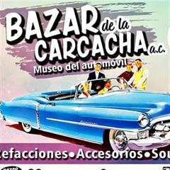Más información de Bazar de la Carcacha - Museo del Automóvil - Noviembre 2019