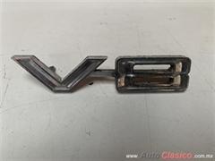 DODGE DART , CHALLENGER  1966 A 1970 EMBLEMA V8