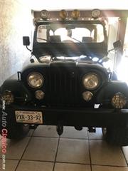 1981 Jeep CJ-7 Vagoneta