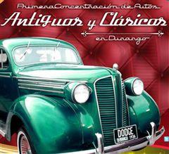 Primer Concentración de Autos Clásicos y Antiguos