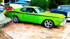 Día Nacional del Auto Antiguo Monterrey 2019 - dodge duster 1974