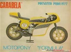 1978 Carabela Deportiva PONY FORMULA