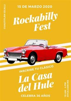 Rockabilly Fest 2020 La Casa del Hule