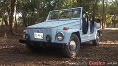 Día Nacional del Auto Antiguo Monterrey 2020 - Volkswagen Safari 1975