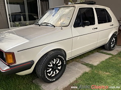 Volkswagen caribe Hatchback 1982