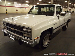 Chevrolet Cheyenne Pickup 1991