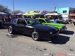 Día Nacional del Auto Antiguo Monterrey 2019 - chevrolet montecarlo ss 1984