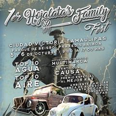 Más información de 1er Hojalata's Family Fest