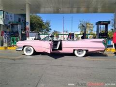 Día Nacional del Auto Antiguo Monterrey 2020 - Cadillac convertible 1959