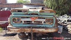 Chevrolet Cabina Apache camión Camión 1964