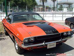 25 Aniversario Museo del Auto y del Transporte de Monterrey - Dodge Challenger 1970
