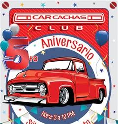 Más información de 5o Aniversario Carcachas Club Culiacán