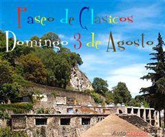 Más información de Paseo de Clásicos - Huasca de Ocampo Hidalgo
