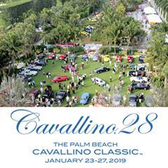 Más información de 28th Annual Palm Beach Cavallino Classic
