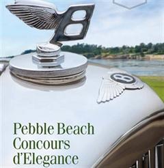 Más información de Pebble Beach Concours D'Elegance 2019