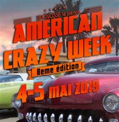 Más información de 8o American Crazy Cars Seignosse