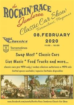 Rockin´ Race Jamboree - Classic Car Show 2020