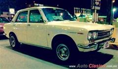 Día Nacional del Auto Antiguo Monterrey 2020 - Datsun 510 1970